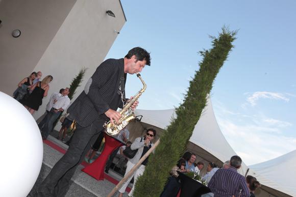 26. Ambiance jazzy avec Tristan Saxx