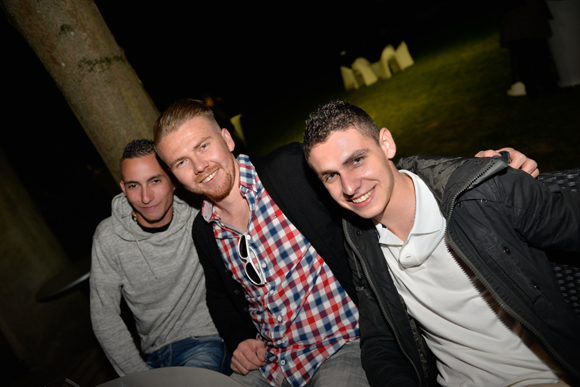 27. Jordan Schlegel, Semir Murtovic, Damien Mutin