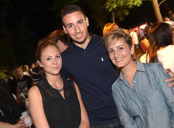 28. Maëlys Porretti, Tom Armingol et Camille Barthélémy