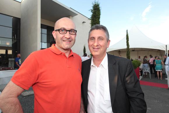 28. Philippe Greusset (Isis) et Paul Megoian (Mecanhor)