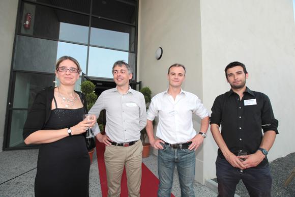 29. Mauricette et Fabrice Piccinali (Fazae), Nicolas Sallanon et Valentin Paixao (One System)