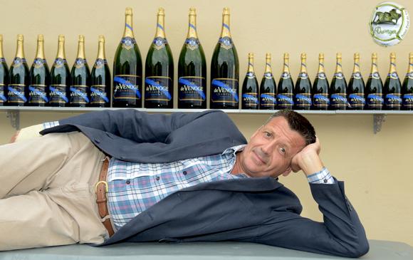 3. Thierry Bouchet (Champagne de Venoge)