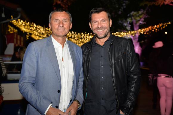 30. Alain Carilli (Immosol) et Georges Krikorian