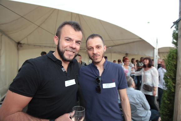 31. Yohan Pastor (Cris Réseaux) et Mehdi Benseba (I-Tec Info)