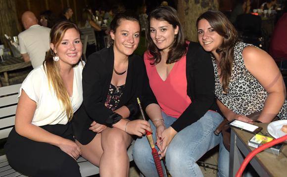 32. Morgane, Manon, Laurie et Margaux
