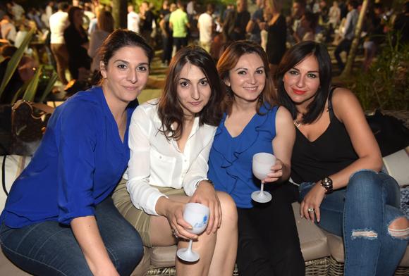 33. Méline, Hasmik, Céline et Sandy