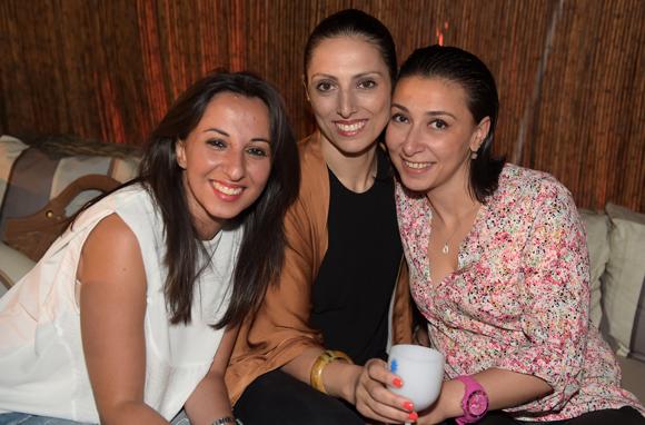 34. Samantha, Sabrina et Armi