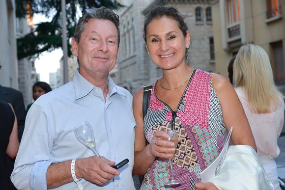 35. Michel et Patricia Hacker (Pharmacie Hacker)