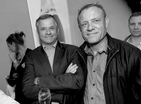 35. Marc Ferret (Renault Lyon) et Marc Ferrais (Atelier de la boucle)