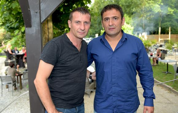 3. Raphaël Saint André et Greg Maire, les deux boss de l'Ile