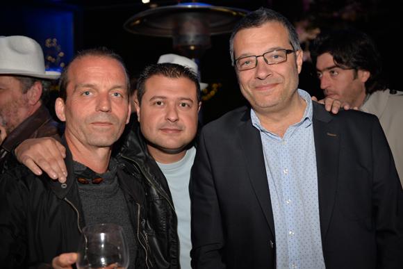 39.  Patrick Gerberon, Nicolas Dupuis et Guy Sublet (Côté Audition)
