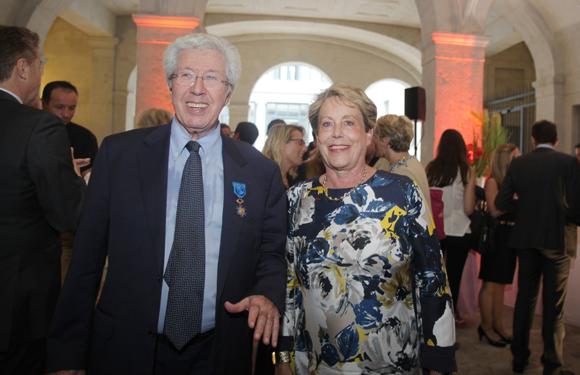 4. André Soulier et Carole Dufour