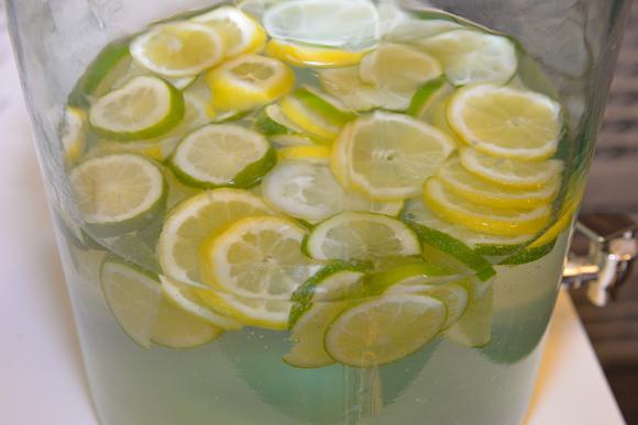 43. Rafraichissement citronné