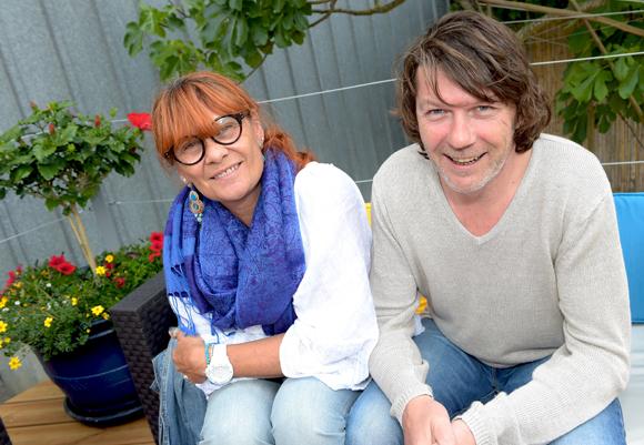 5. Delphine Waucquier (Radio Scoop) et Hubert Sinardet (FMC Technologie)