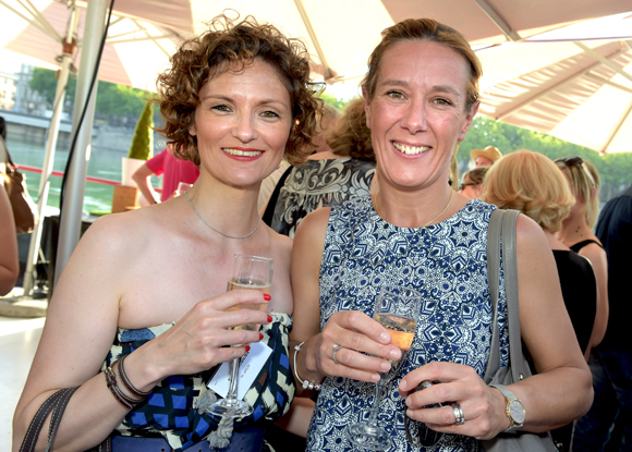 6. Alexandra Brun et Karine Caudmont-Vallenet (Tim Immobilier)