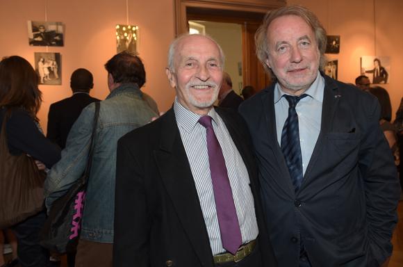 7. André Vylar et Jacques Bruyas, président des écrivains Rhône-Alpes