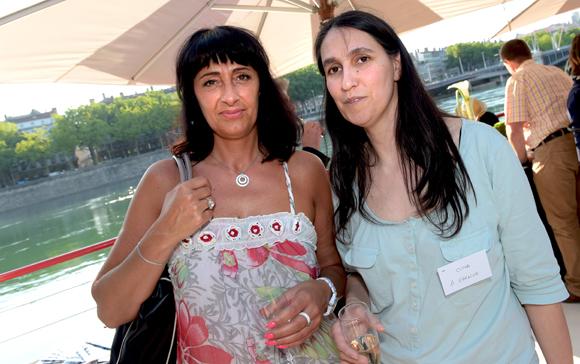 7. Martine Lista-Ruffino (Citya Barioz) et Catherine Farnier (Citya)
