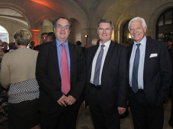8. Christian Laroche, Christian Gelpi et Marc Fraysse