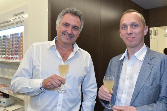 8. Thierry Fiorese et Yohann Carles (Elatium)