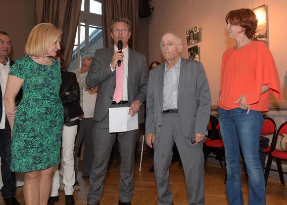 9. Discours du maire du 6ème Pascal Blache