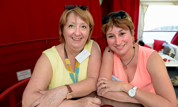 9. Chantal Galaman et Nathalie Danjean (Gestion & Patrimoine les Cuyer)