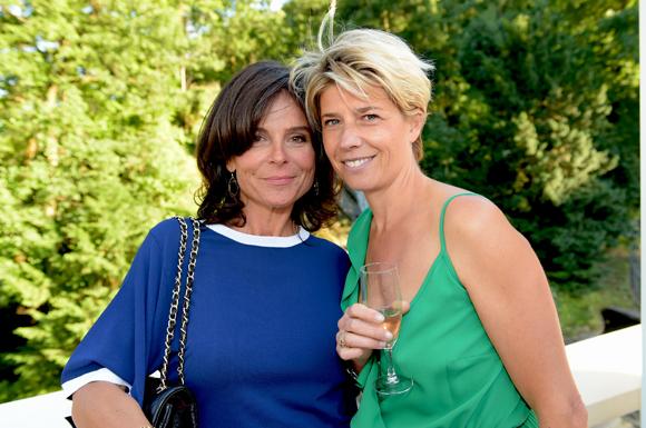10. Alexia Martin (ADA) et Elodie Bagnères (Allianz Santé)