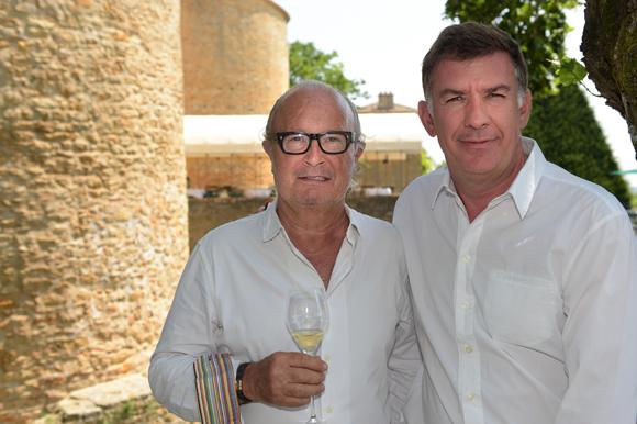 13. Jean-Claude Caro et Nicolas Winckler (Lyon People)