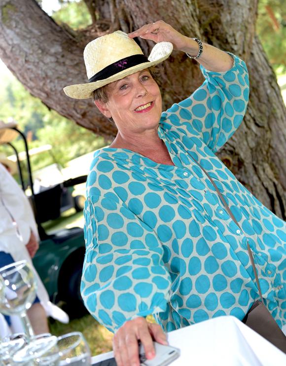 13. Carole Dufour, créatrice du trophée