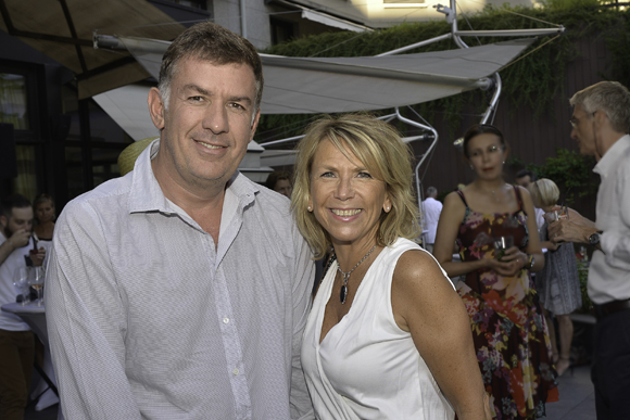 14. Nicolas Winckler (Lyon People) et Anne Prost (APO)