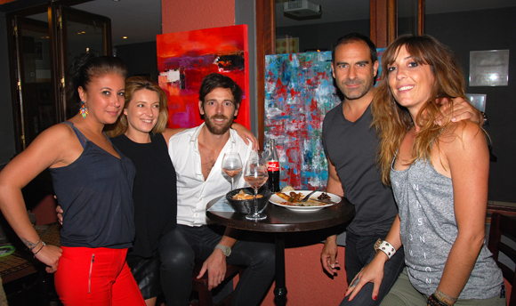 18. Noura, Gudulle, Jérémy, Fabrice (Engie) et Delphine
