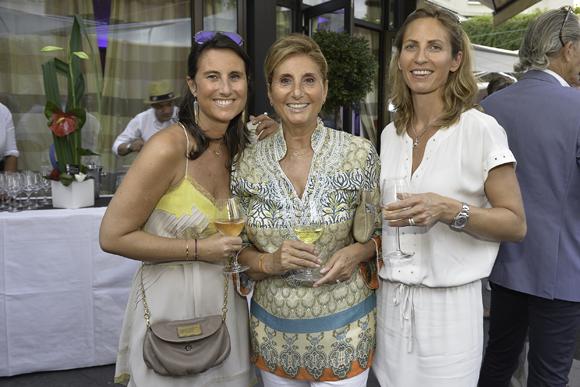 21. Mélanie et Albine Anastasi (BE Décoration), Caroline Pechet (CAP Immobilier conseil)