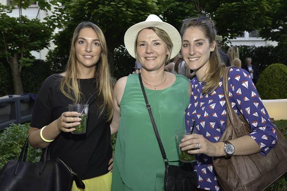 22. Sandra Devaud (Teamtour), Valérie Kern (Warwick Reine Astrid) et Marine Waeckerle