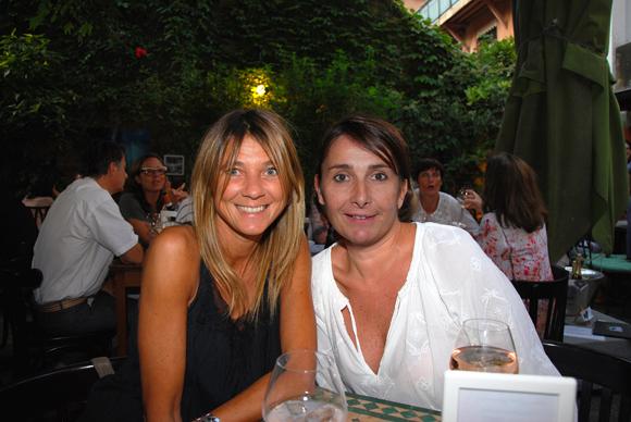 24. Axelle (Lyon People) et Christelle Cimetière (EMC)