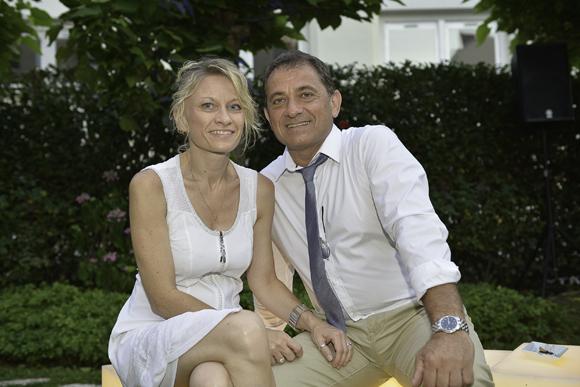 24. Amandine Benoit et Hervé Beyoux-Panetta (Opecom)