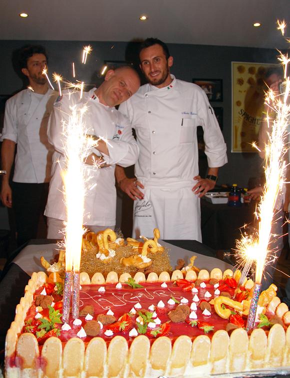 25. Maurizio et son fils Nicolas Bullano (Due)