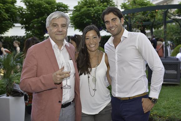 27. Richard Rissoan, Charlène Héritier et Maxence Rissoan (Allianz)