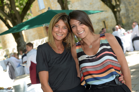 29. Axelle (Lyon People) et Aurélie Sitruk (Coz)
