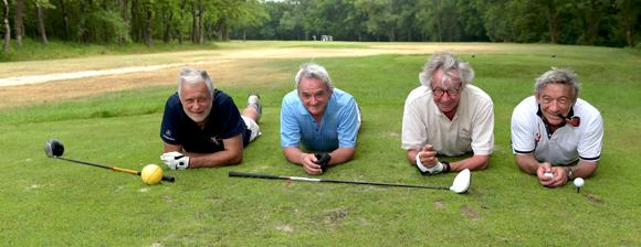 31. Bernard Trux, Alain Montourcy, François Philippe et Renaud Tourvieille