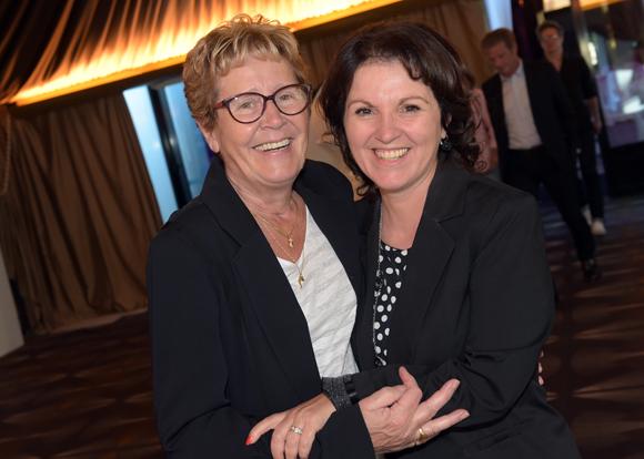 3. Geneviève Blanchard et Marie Blanco (Casino le Lyon vert)