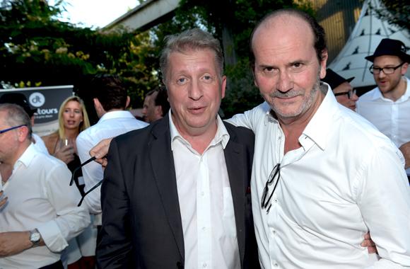 32. Michel Lopez (Korloff) et Gérard Auboeuf (Only Lyon)
