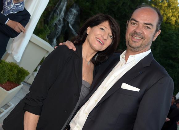 34. Benoît Licour (Maïa) et son épouse Sandrine