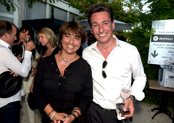 34. Nathalie Berberian (Nexity) et Norbert Brun (ACDC)