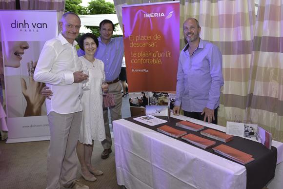 37. Didier et Sylvie Martinot (Rocambole), Bertrand Feugier et Laurent Ceretti (Iberia)
