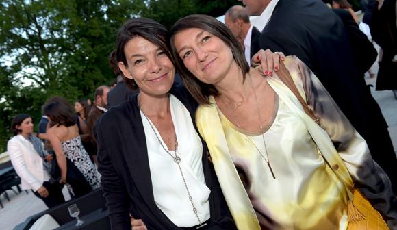 38. Anne-Dominique Guichard (Izi Events) et Sabrina Thomas (Maxmara)