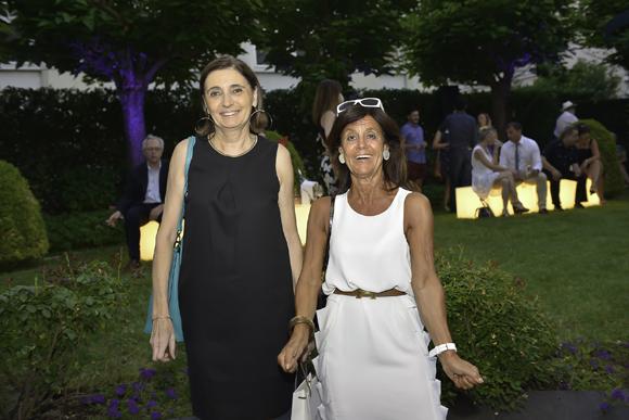 38. Carole Brosset et Beryl Maillard, consul de Saint Domingue
