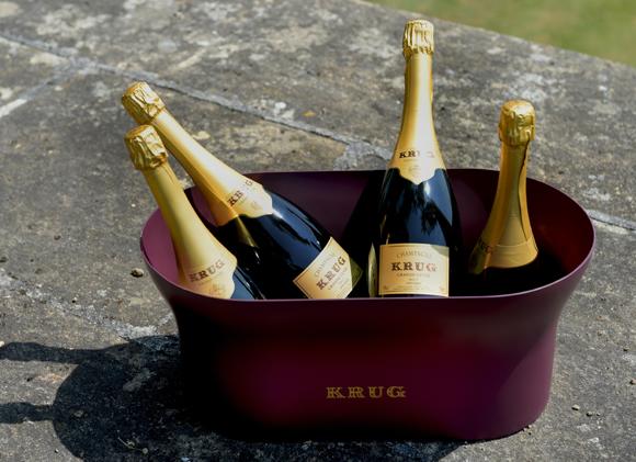 4. Le Champagne Krug à l'honneur