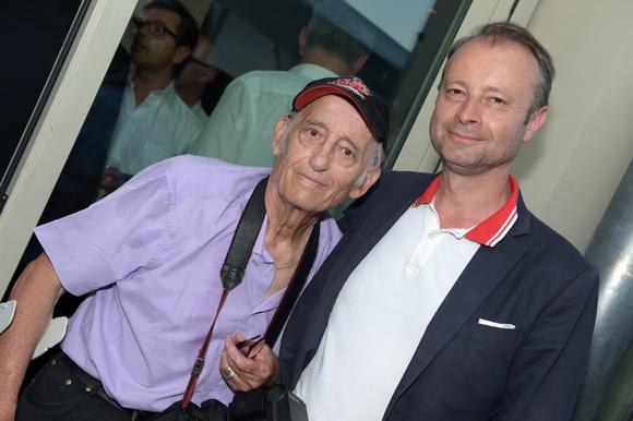 48. Le photographe des stars Mario Gurrieri et Marco (Lyon People)