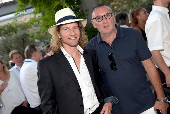 55. Gwendal Peizerat et Marc Jean (Le Progrès)