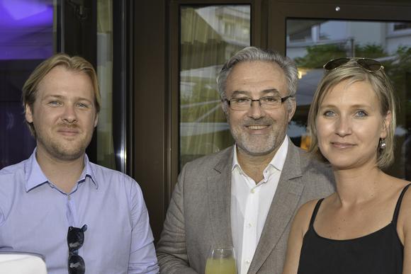 58. Benoit Terriere, Erick Roux de Bézieux et Sophie Konasch (Syntagme)