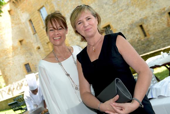 6. Cathy Berthod (33 TNP) et Nati Roure (9ème Art)